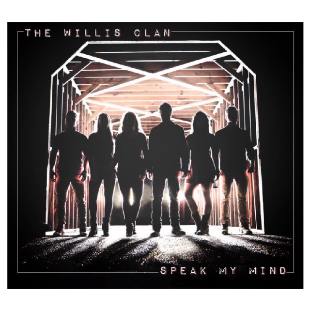 The Willis Clan CD- Speak My Mind