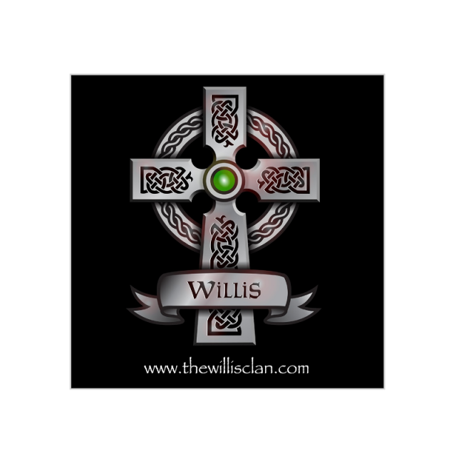 The Willis Clan 2 Decals for $5.00
