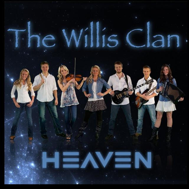 The Willis Clan CD- Heaven