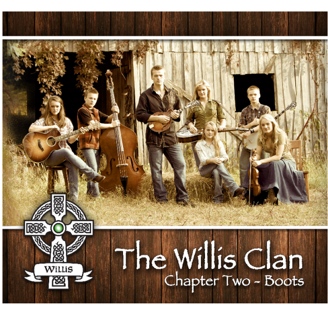 The Willis Clan CD- Chapter Two Boots