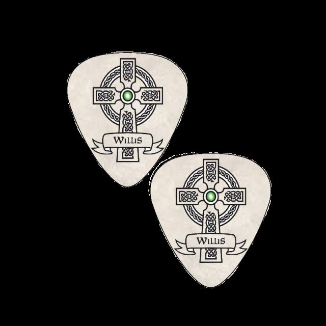 The Willis Clan Guitar Pick Pack