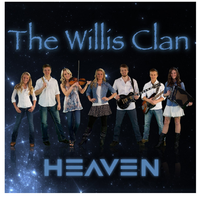 The Willis Clan CD- Heaven